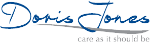 Doris Jones Logo