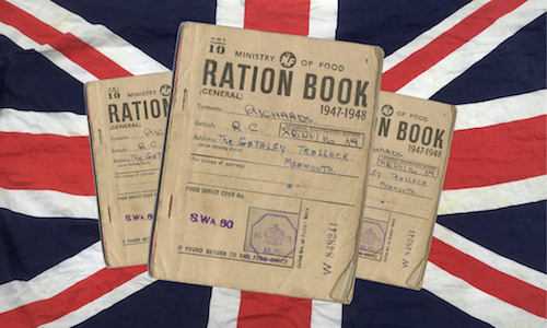 The Ration Book Diet!